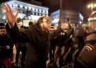 Segunda jornada de disturbios en Madrid