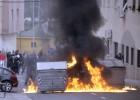 12 detenidos en una redada por los disturbios de Melilla