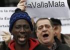 Human Rights denuncia devoluciones irregulares en Melilla