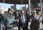 Melilla cierra un puesto fronterizo al intentar entrar 200 sirios
