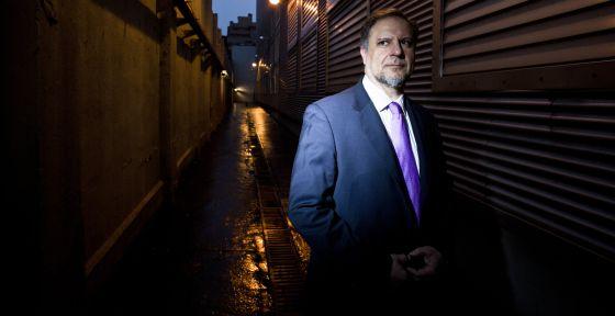 Telesforo Rubio, comisario de policía entre 2004-2006