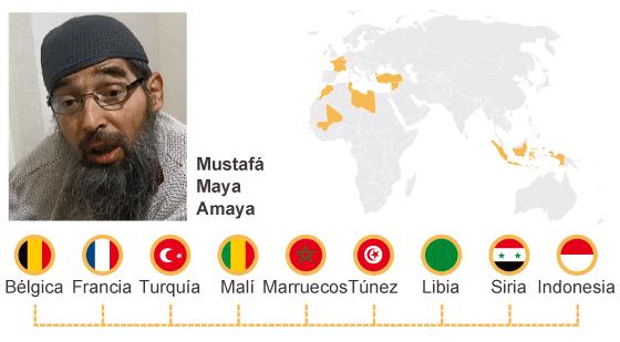 El retorno incontrolado de yihadistas de Siria pone en guardia a la policía