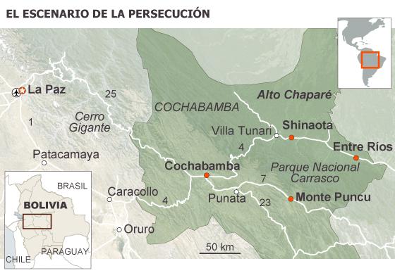 Resultado de imagem para selva boliviana