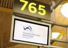 El aeropuerto de Madrid empieza a convertirse en el Adolfo Suárez