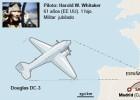 El DC-3 que no dejó rastro