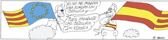 Los asesores de Mas desoyen a la UE sobre la exclusión de Cataluña