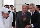 Kuwait quiere invertir en el ladrillo español