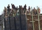 """Una ONG: los inmigrantes son devueltos """"a rastras"""""""