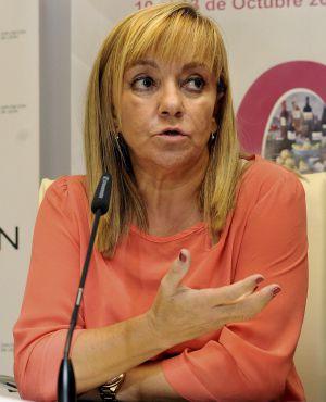 Isabel Carrasco, en una imagen de 2013.