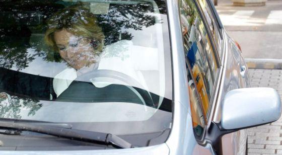 El juez rechaza imputar a Aguirre por dos delitos de resistencia