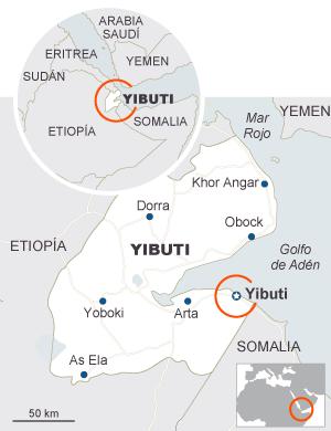 Yibuti / Djibouti: Tres militares de España heridos en un atentado. 1401014516_472685_1401029153_sumario_normal