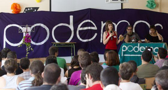 I Encuentro de los Círculos Podemos de Andalucía.
