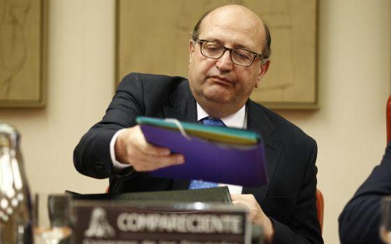 El presidente del Tribunal de Cuentas niega irregularidades en la contratación