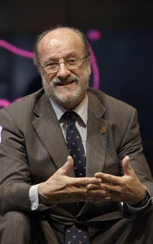 Javier León de la Riva, alcalde de Valladolid, en enero de 2014.