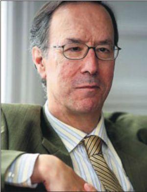 El catedrático de Constitucional, Alberto López Basaguren, en una imagen de archivo.