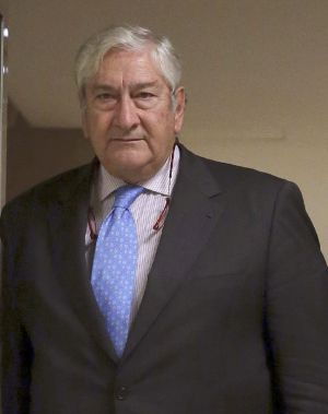 El consejero de Sanidad de la Comunidad de Madrid, Javier Rodríguez.