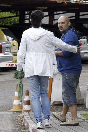 José Ramón Romero, hermano de la auxiliar de enfermería contagiada de ébola.