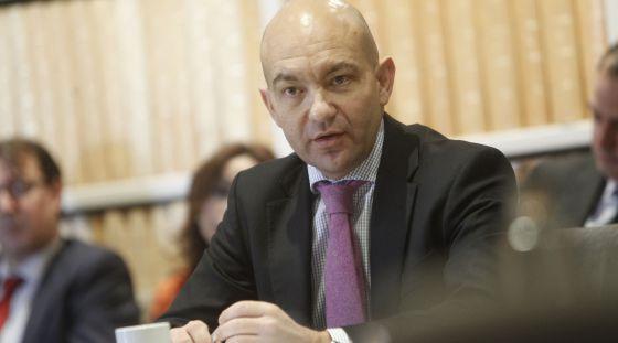 El secretario de Comercio, Jaime García Legaz.