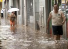 Muere una mujer por el temporal de lluvia en Tenerife