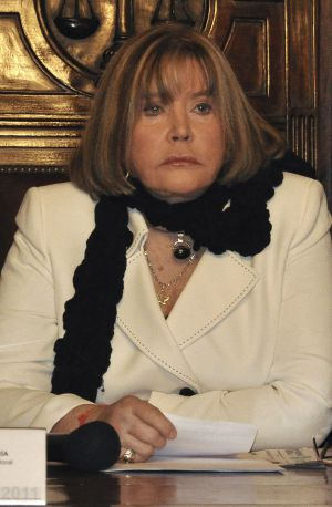 La juez argentina María Servini de Cubría.