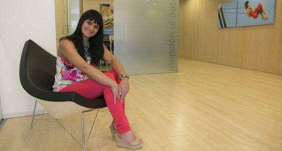 Jessica Tejera se ha sometido a un tratamiento de congelación de óvulos en la Clínica IVI de Las Palmas.