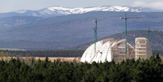 Las cúpulas de la energía en Soria,