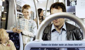 Anuncio del Proyecto Dunkelfeld en Alemania.