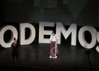 DVD 700  (15-11-14)  Clausura de la  Asamblea Ciudadana de Podemos. Pablo Iglesias.  Foto: Uly Mart'n.