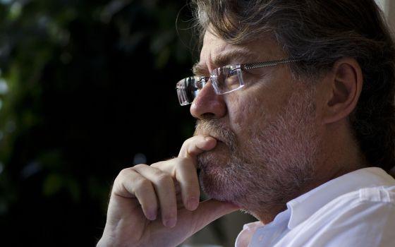 El filosofo argentino Ricardo Foster.