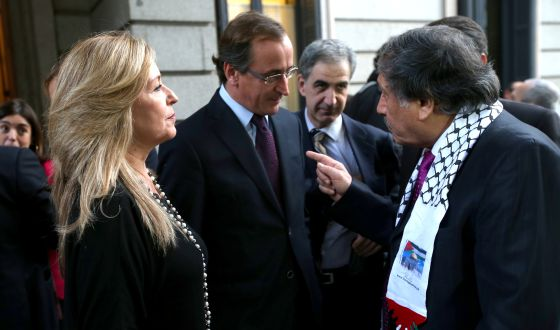 Congresso espanhol insta o Governo a reconhecer o Estado palestino