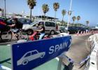 Gibraltar publicita las críticas de la UE a España por las colas de la verja