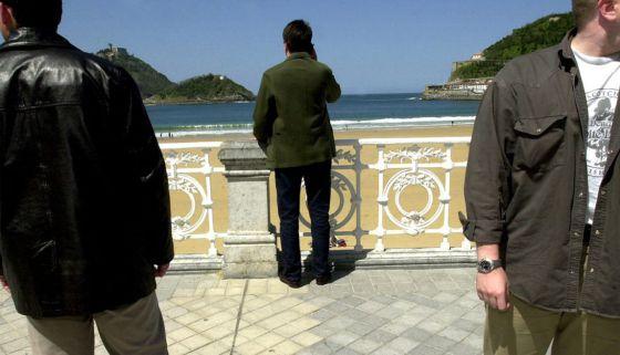 experto escoltas privadas flaco cerca de San Sebastián
