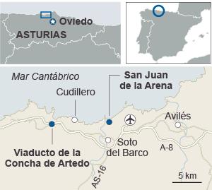 Un hombre mata en Asturias a sus hijas de 7 y 9 años y luego se suicida