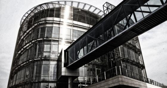 Edificio del Centro Criptológico Nacional (CCN) en Madrid.