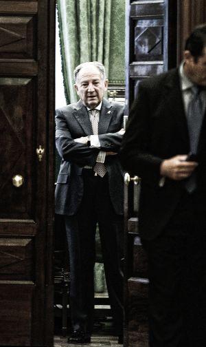 El director del CNI, Félix Sanz Roldán.
