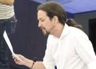 Las charlas entre Pons e Iglesias despiertan recelos en el PSOE