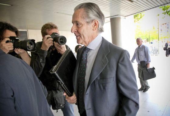 Miguel Blesa, en una imagen de 2012.