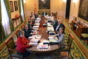 Pleno del Tribunal de Cuentas, en una imagen de 2012 proporcionada por su gabinete de comunicación.