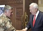 Margallo insta a Jordania a buscar la unanimidad sobre Palestina