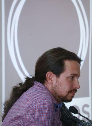 Pablo Iglesias, en junio de 2014.