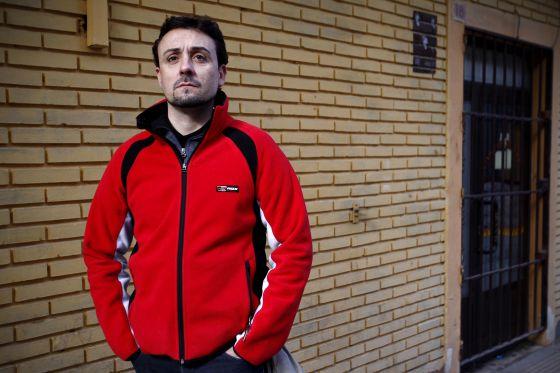 El inversor de WishClub David Vázquez, en Aranjuez