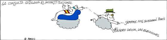 La anulación de la consulta catalana reaviva el debate sobre el soberanismo