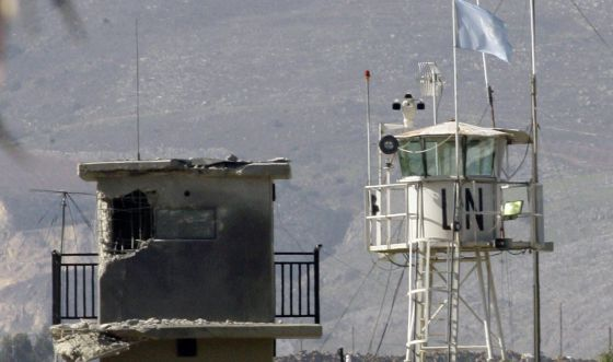 Soldado español en Líbano
