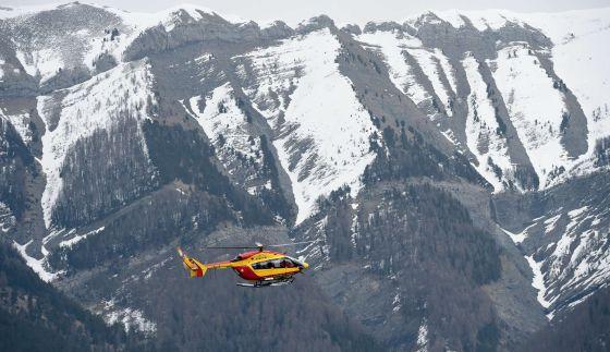 Se estrella en Los Alpes un avión que iba de Barcelona a Dusseldorf con 45 españoles a bordo 1427200426_880828_1427206100_noticia_normal