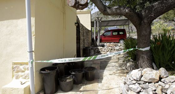 Hallada una pareja británica asesinada a tiros en Alicante