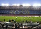 Un menor imputado por amenazas de bomba contra el Camp Nou