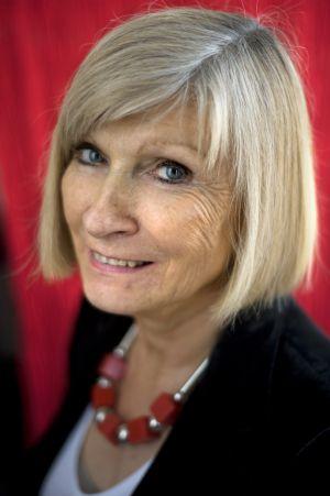 La filósofa belga Chantal Mouffe.