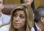 """Susana Díaz: """"Si hay que ir a elecciones se irá"""""""