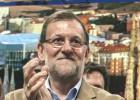 """Rajoy cita por primera vez a Aznar y le elogia como """"gente seria"""""""