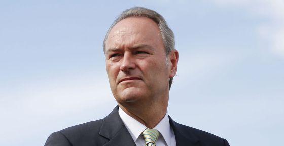 El presidente de la Generalitat Valenciana y candidato del PP